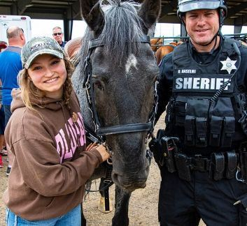 Sheriff Mounted Unit