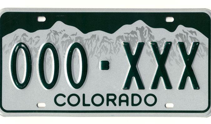 colorado drivers license restrictions codes