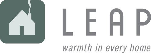 LEAP Warmth Logo