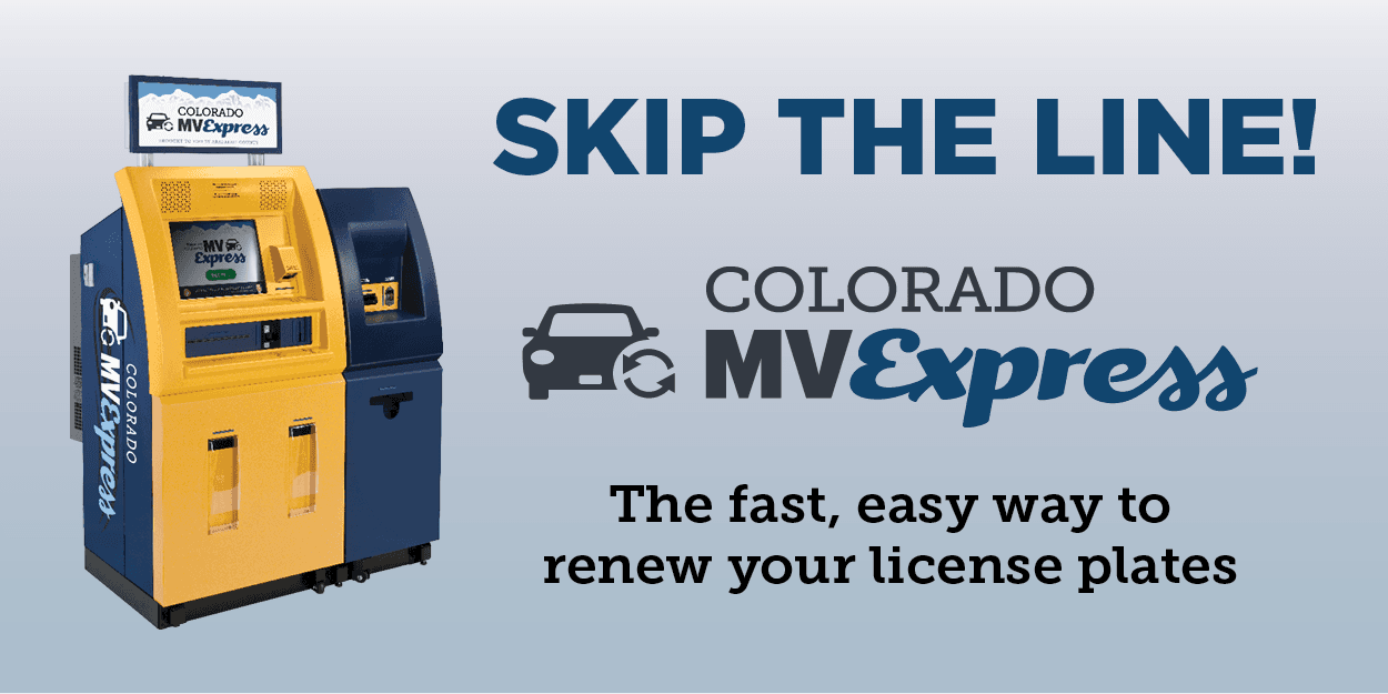 Skip the Line with Colorado MV Express