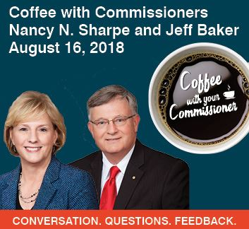 Coffee with your Commissioners