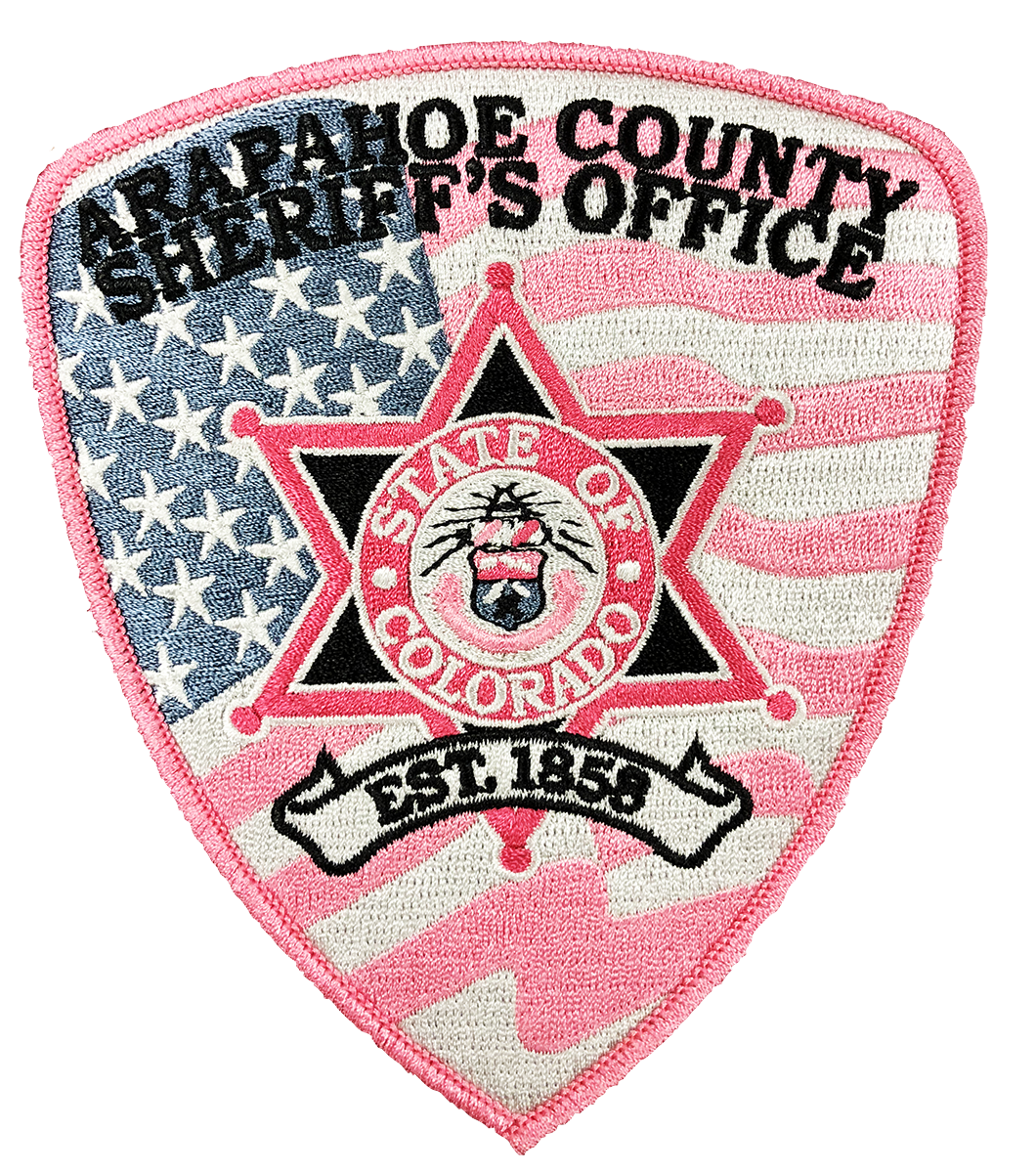 Pink ACSO Patch