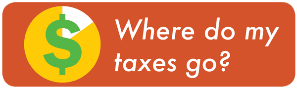 Where to my taxes go