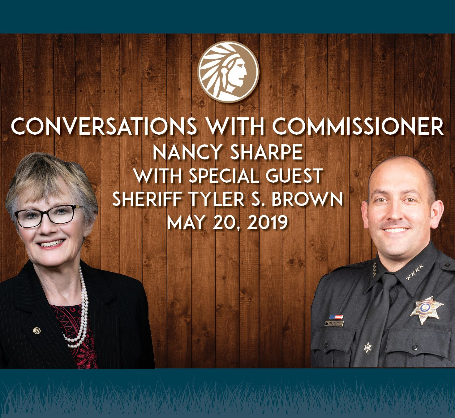 Conversations with Commissioner Jackson