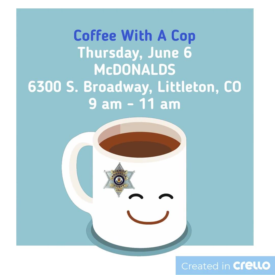 Coffee with a Cop 6.6.2019_Moment