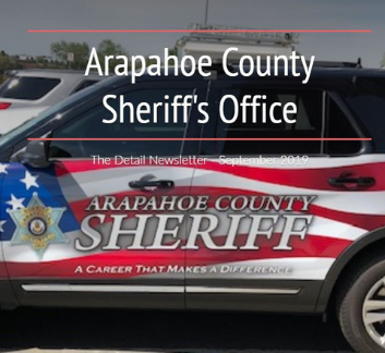 Sheriff's Office | Arapahoe County, CO - Official Website