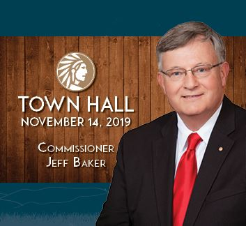 Town Hall Jeff Baker November 14