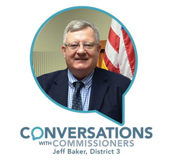 Commissioner Jeff Baker