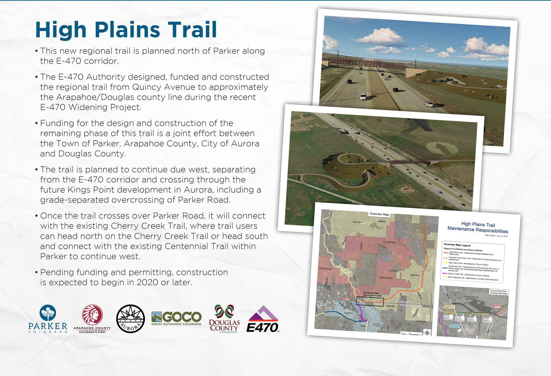 High Plains Trail  Parker Flyer
