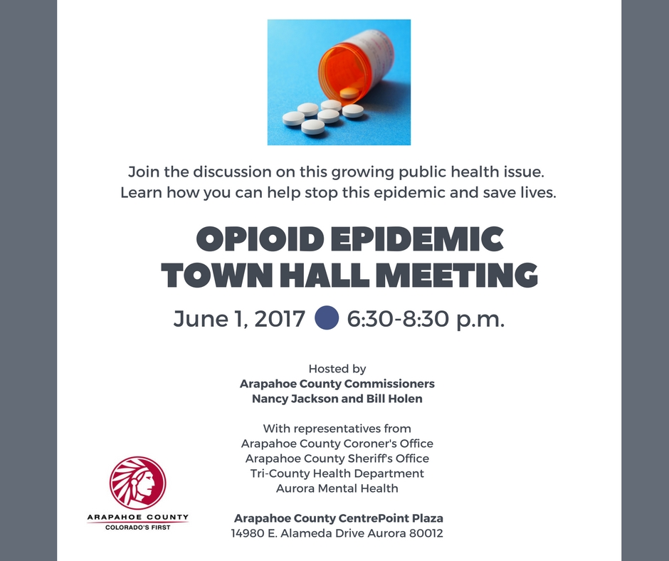 Opioid Epidemic Town Hall